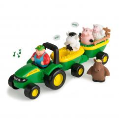 Britains 34908VB Animal Sounds Hay Ride image