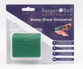 Burgon & Ball Sheep Shear Sharpener Tool image