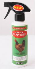Nettex Just for Scaly Legs Spray  image