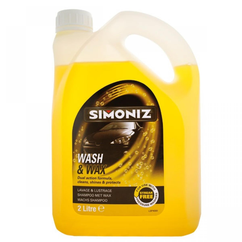 Buy Simoniz Wash Wax Car Shampoo 2l From Fane Valley Stores
