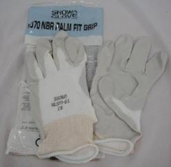 Showa 370 Nitrile Palm Fit  image