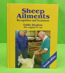 Sheep Ailments Recognition & Treatment 7th Edition Book  image