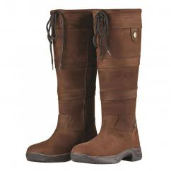 Dublin River III Chocolate Wide Country Boot  image