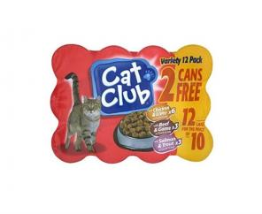 Cat Club Variety Pack  image