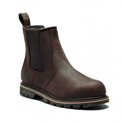 Dickies Fife Crazy Horse Safety Dealer Boot  image