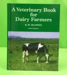 A Veterinary Book for Dairy Farmers Book  image