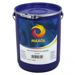 Maxol Multipurpose EP2 Grease Brown  image