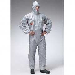 Dupont Tychem 'Type F' Disposable Hooded Coverall  image