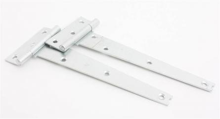 Crompton Galvanised T Hinges (Pair)  image