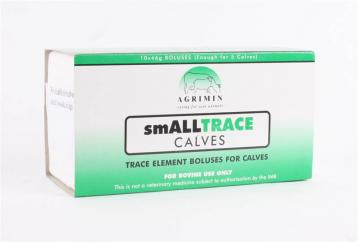 Agrimin Small Trace Calves Bolus  image