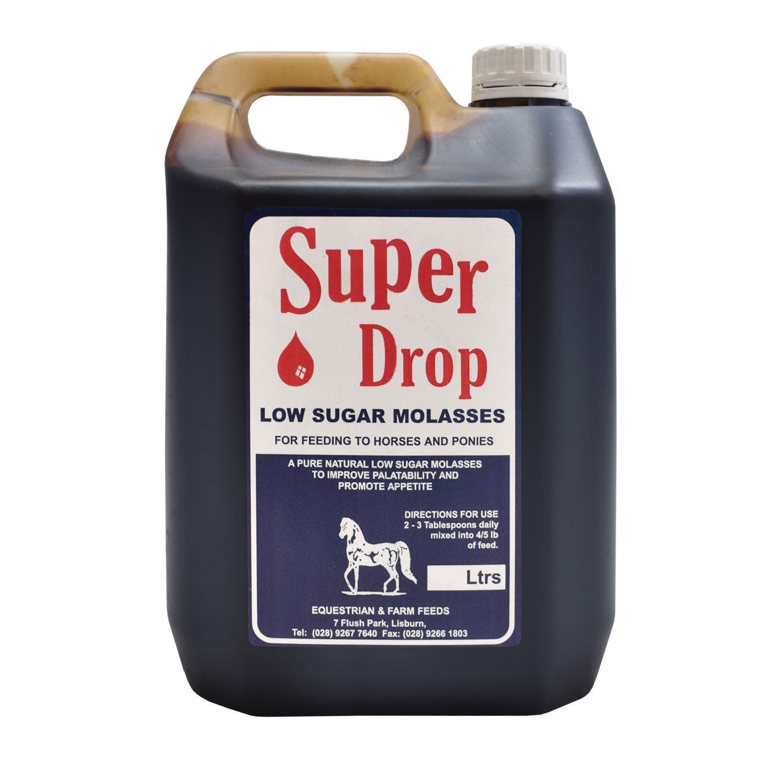 Buy Super Drop Low Sugar Molasses 4 5L from Fane Valley