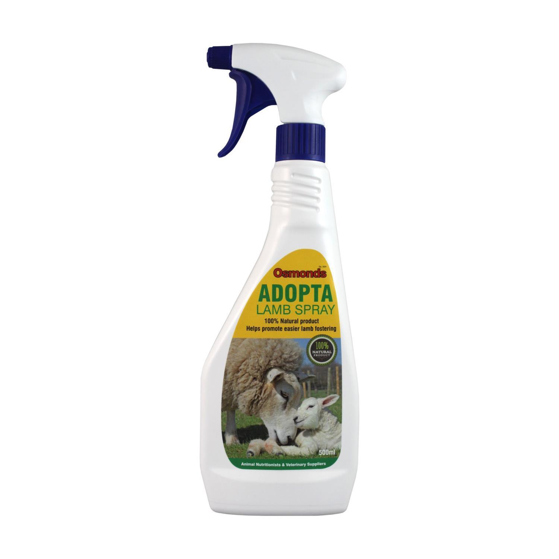 Buy Osmonds Adoptalamb Spray 500ml from Fane Valley Stores