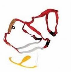 Deluxe Prolapse Super Red Sheep Harness image