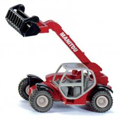 Siku Minature Manitou Telescopic Loader  image
