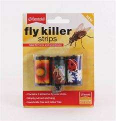 Rentokil Fly Killer Strips  image