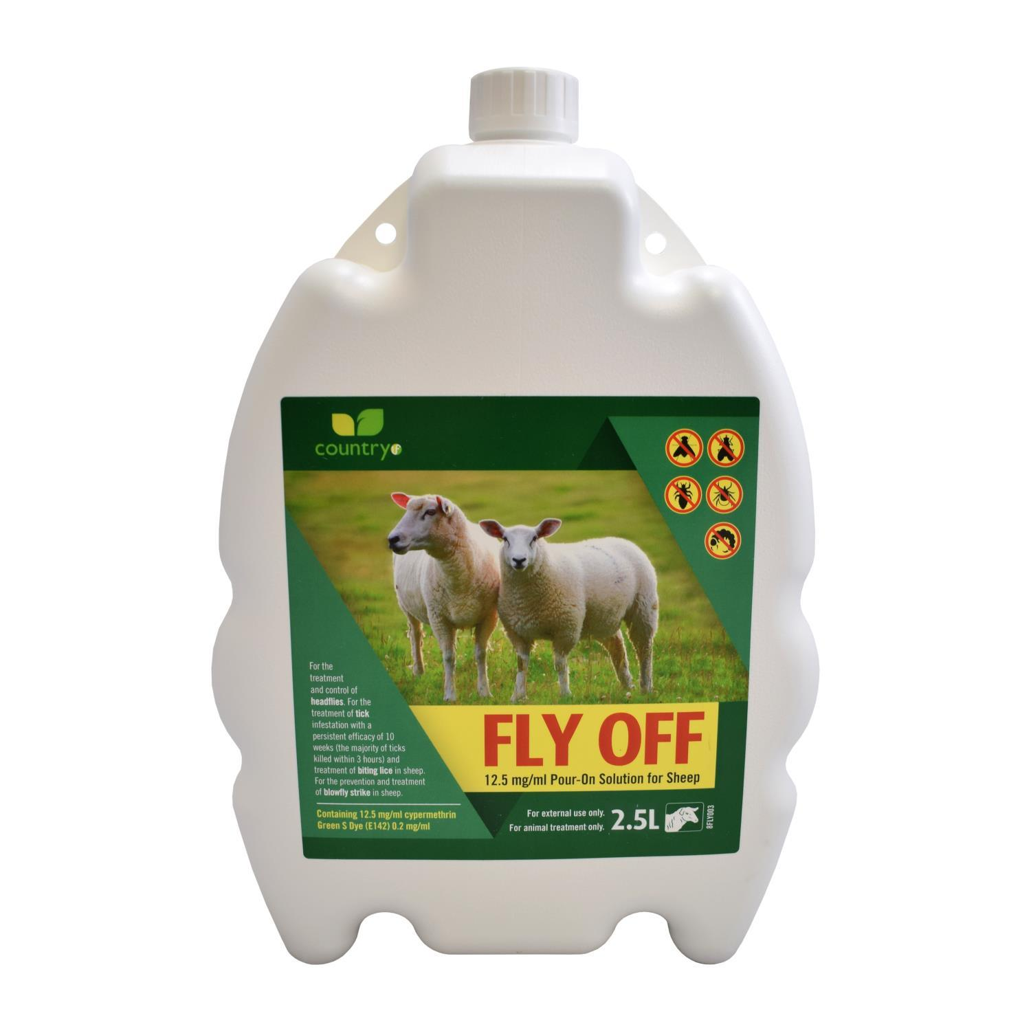 Buy Country Fly Off 2 5L from Fane Valley Stores