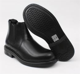 Oaktrak Walton Childrens Black Dealer Boot  image