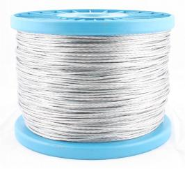 Galvanised 7 Strand Wire  image