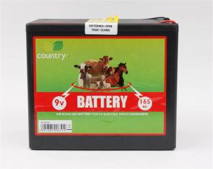 Country Electric Fencer Alkaline Battery  image
