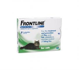 Frontline Spot on Cat 3pk image