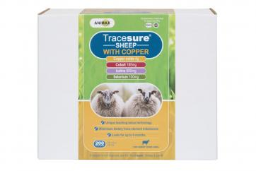 Animax Tracesure Sheep with Copper PR4236 200 Pack image