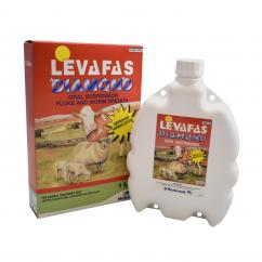 Levafas Diamond Oral Suspension Fluke and Worm Drench   image