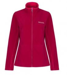 Regatta Ladies Clemance II Cerise Fleece  image