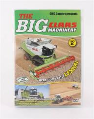 DVD 'The Big Claas Machinery'  image