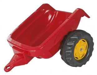 z Rolly 12171 Kid Trailer Red image