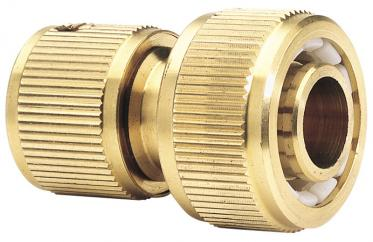 Draper Brass Hose Connector 3/4