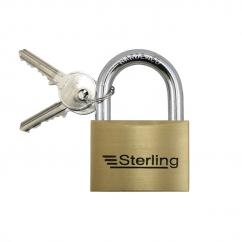 Sterling 60mm Heavy Brass Padlock image