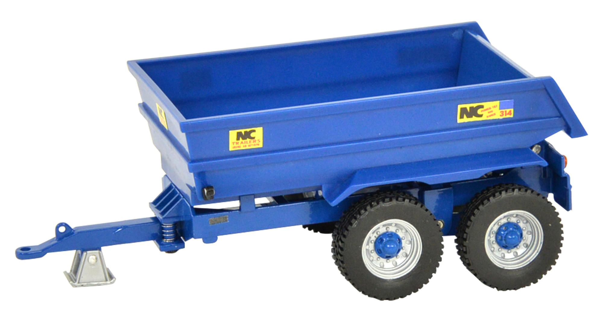 Buy Britains NC Dump Trailer 43182 from Fane Valley Stores