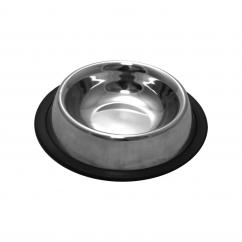 Stainless Steel Non Tip Cat Dish image