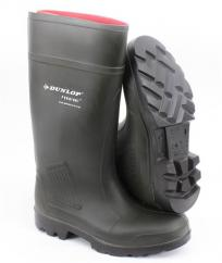 Dunlop Purofort Full Safety Wellington  image