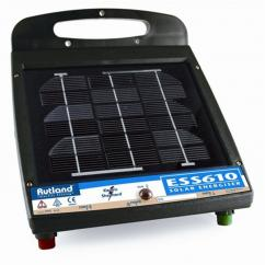 Rutland ESS 610 Solar Powered Fencer image