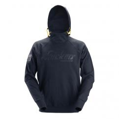 Snickers 2881 Logo Navy Hoodie  image