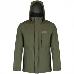 Regatta Men's Northfield III Olive Night Green Jacket  image