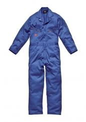 Dickies Deluxe Boilersuit in Royal Blue Tall Leg  image