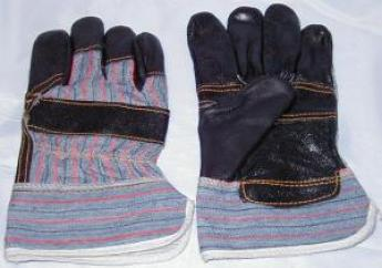 Furniture Hide Rigger Gloves image