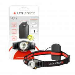 Lenser LED H3.2 Battery Head Torch image