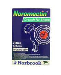 Noromectin 0.08% w/v Oral Drench Solution for Sheep  image