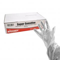 Ritchey Super Sensitive Disposable Examination Gloves (100) image