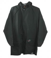 Flexothane Essential Waterproof Jacket in Green image
