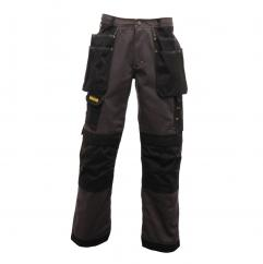 Regatta Hardwear Workline Iron/Black Trousers  image