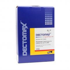 Dectomax Pour On for Cattle  image