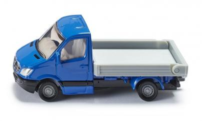 Siku Minature Mercedes Benz Pick Up Truck  image