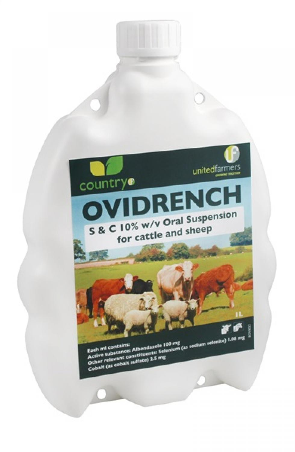 Buy Country Ovidrench 10 Sc 1l From Fane Valley Stores