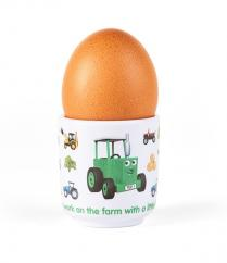 Tractor Ted Egg Cup image