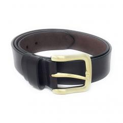 Hoggs Dark Brown Belt  image