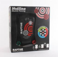 Hotline Raptor 170 Flexible Power Source Electric Fencer Energiser  image